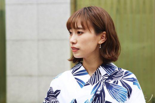 美女キモノvol.06 岡島彩花